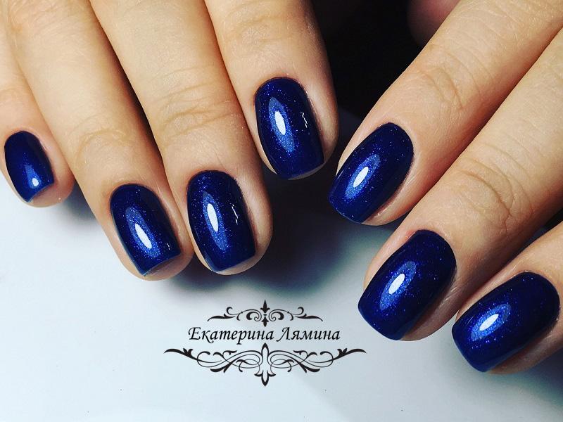 космический синий 2